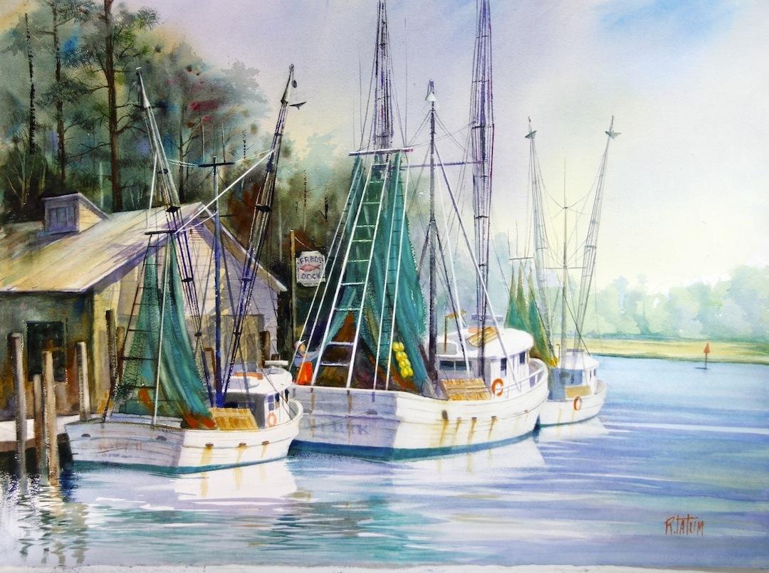 Freds-Dock