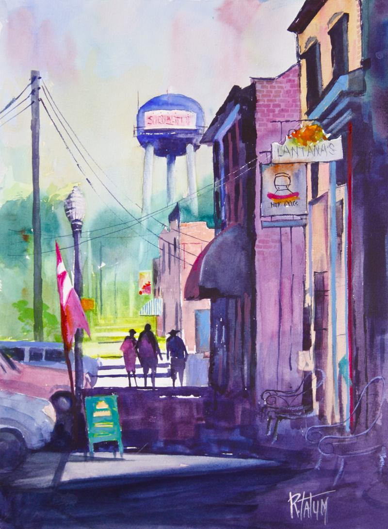 Howe-Street