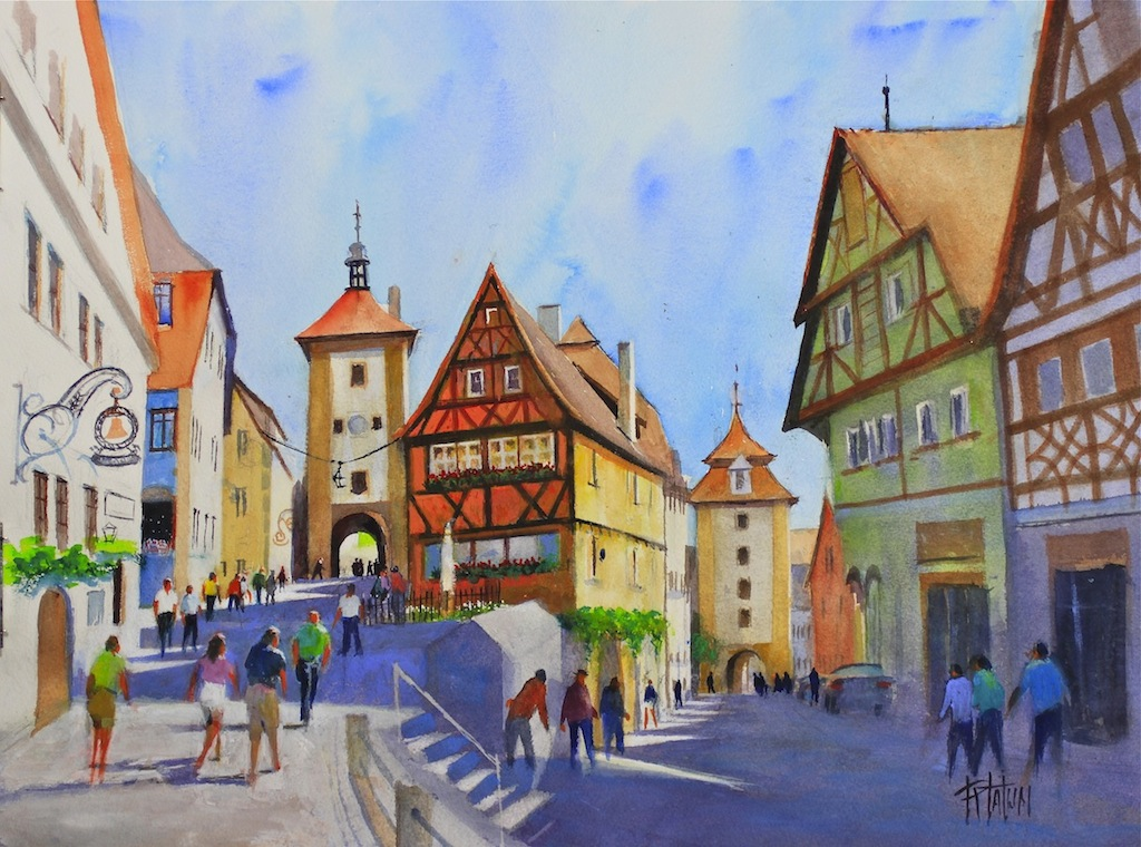 Memories of Rothenburg