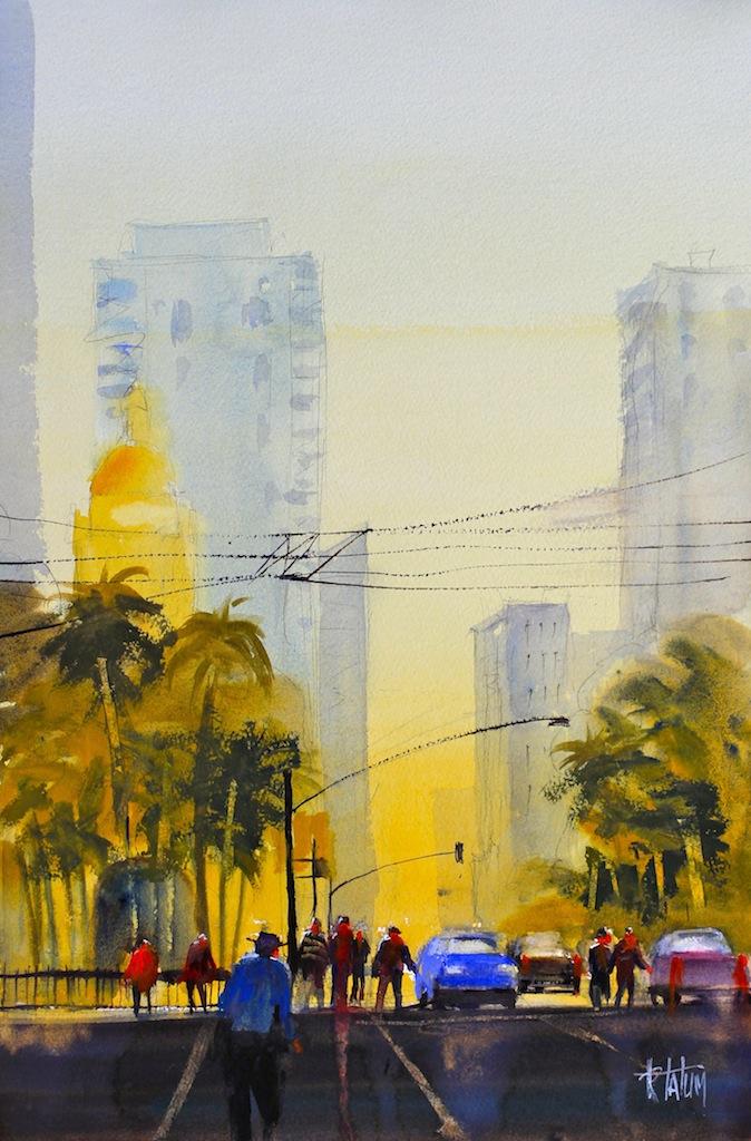 San Diego Corner