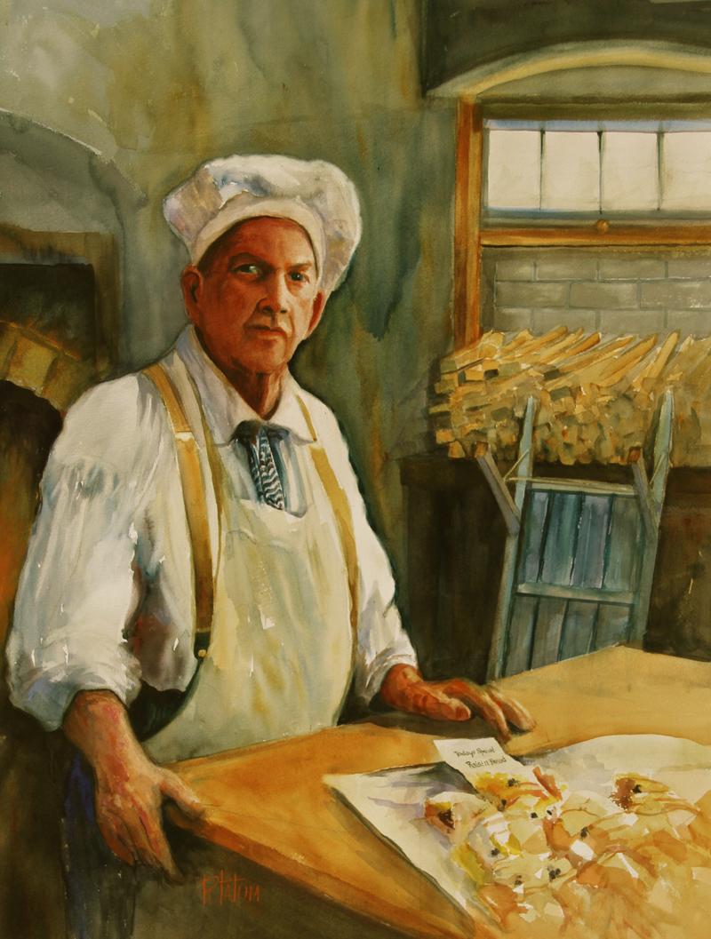 The-Moravian-Baker